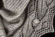 Lace edgings / Knitting