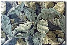 William Morris Designs / by Carrie Cat