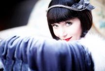 Magnificent Miss Fisher / The indomitable Phryne Fisher in all her fictional glory!  / by Carrie Cat