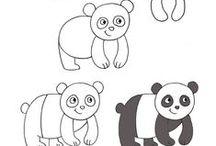 Piirretään eläimiä