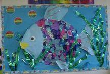 Sateenkaarikala / Rainbow fish
