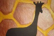 Afrikka (Kirahveja)