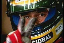 Ayrton Senna Da Silva / by Mario Reinbacher