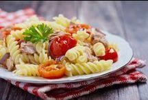 Makarna ve Pilavlar / En leziz ve en pratik pilav ve makarna tarifleri burada.