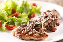 Et Yemekleri / Et ile yapılan en pratik en leziz yemek tarifleri burada.