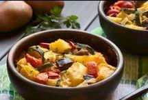 Sebze Yemekleri / En pratik en leziz sebze yemek tarifleri burada...