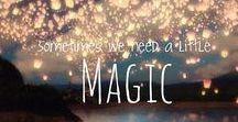 Magic, Universe