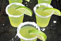 Grillax Gameday Cocktails via ShotList / The best cocktails and shots for your upcoming tailgating party. It's intoxicating!