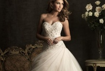 Wedding Dresses are just really pretty, okay? / by Emily Davison