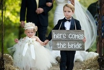 Flower girls & pageboys