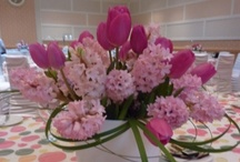 Bridal Shower and Baby Shower Centerpieces