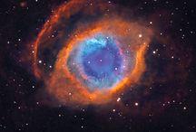 Cosmos / Estrellas, planetas, constelaciones, nebulosas y cualquier imagen del espacio que despierte mi imaginación.
