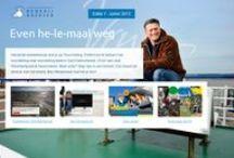 DIGIZINE VRIJ / VRIJ is het digitale relatiemagazine van Rederij Doeksen. Wil je op de hoogte blijven van nieuws en aanbiedingen? Neem een gratis abonnement via www.rederij-doeksen.nl (kijk onder Nieuwsbrief).
