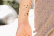 Tattoo Inspiration / tatuajes bonitos