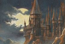 Hogwarts / All kind of stuff from Harry Potter stories