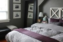 Bedrooms / by Casey Holme