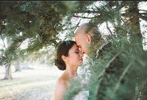 {Winter Wedding Inspiration}