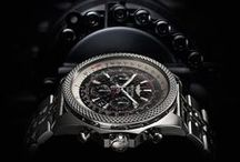 {Breitling for Bentley} / Dedicated to the automobile world, the Breitling for Bentley line unites the best of two worlds. Find it at Scherer's Jewelers in Buffalo, NY.