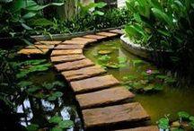 Garden Paths / Garden paths, havestier, stier i haven