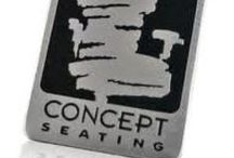 Concept Seating intensive use chairs. / Concept Seating 24 hour intensive use chair is designed to withstand continuous use and are very heavy duty.