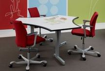 Izzy+ Office Furniture / Office Furniture from izzyplus. Chairs, stools, tables, training tables, casegoods and much more!