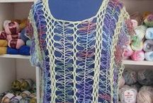 My own knitting & crochet projects