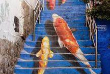 {{  SCALE  }} / scale dipinte,gradini,scalinate,scale a chiocciola