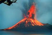 °°°  VULCANI  °°° / Lo spettacolo dei vulcani nel mondo