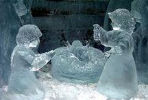{{  GHIACCIO  }} / sculture di ghiaccio,ghiacciai