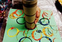 Fun with Art / Art projects you can do with your little one