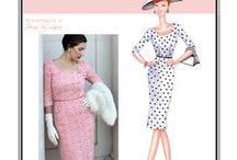 Sew Chic Pattern Beatrice #LN1310 : Womens Sewing Pattern / Love the Beatrice Dress? On this board we have collected everything on the web into one place to help you plan,sew, and wear this dress by Sew Chic Patterns