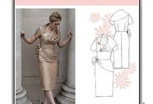 Sew Chic Pattern Fifth Avenue #LN1311 : Womens Sewing Patterns / Love the Fifth Avenue Dress? On this board we have collected everything on the web into one place to help you plan, sew, and wear this dress by Sew Chic Patterns / by Sew Chic Pattern Company