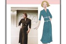 Sew Chic Pattern Constance #LN8404 : Womens Sewing Patterns / Love the Constance Dress? On this board we have collected everything on the web into one place to help you plan, sew, and wear this dress by Sew Chic Patterns