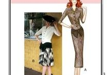 Sew Chic Pattern Myrtlewood #LN7401 : Womens Sewing Patterns / Love the Myrtlewood Dress? On this board we have collected everything on the web into one place to help you plan, sew, and wear this dress by Sew Chic Patterns