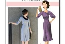 Sew Chic Pattern Pendleton #LN1415 : Womens Sewing Patterns / Love the Pendleton Dress? On this board we have collected everything on the web into one place to help you plan, sew, and wear this dress by Sew Chic Patterns