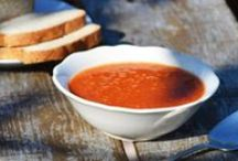 Recipes: Soups / Soups (any kind: from veggie to meat eater or sweet)