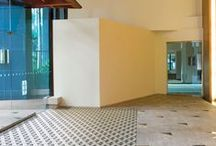 """Our Products   Entrance Flooring Systems / Our Entrance Flooring Systems utilize a unique """"3 Zone"""" system to scrape, trap and dry enabling a reduction in maintenance costs and reducing slips and falls. This allows you to save in main floor maintenance by offering floor protection from outside elements: Applications include: main entrances, receiving areas, wet environments, and branded locations."""