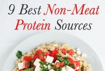 Protein Ideas / Everything protein, Paleo Diet Tips, Supplements, Foods, Recipes
