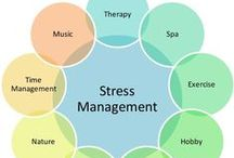 Aromatherapy And Stress Relief / Supplements to help with Stress and making you feel Great !