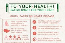 Heart Health / Tips and tricks to keep your heart healthy !