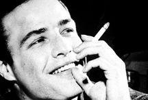 MmmhMarlon Brando ❤️ / Handsome Marlon Brando in the 1940s - 1950s ❤️❤️❤️