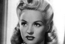 1940s -1950s Hair ❤️