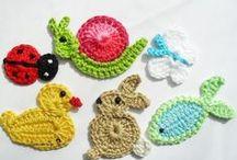 crochet  APPLICAZIONI