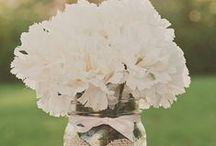 wedding decor & flowers