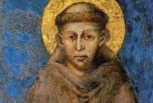 Ciambue / Cimabue is generally regarded as one of the first great Italian painters to break from the Italo-Byzantine style. The art of this period comprised scenes and forms that appeared relatively flat and highly stylized. Cimabue was a pioneer in the move towards naturalism; his figures were depicted with more lifelike proportions and shading. According to Giorgio Vasari, he was the teacher of Giotto, the first great artist of the Italian Proto-Renaissance.