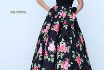 Sherri Hill / Just some stunning dresses. ;)