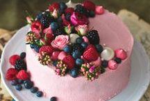 Cakes/Pasteles