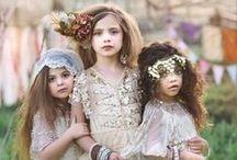 Lovely kids/ Niños adorables