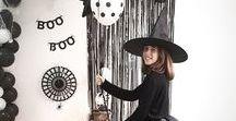 Halloween / Halloboo Party / Halloween decoration / Decoración para halloween