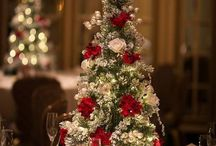 Christmas wedding ideas / Ideas for winter weddings